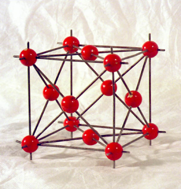 Модель атома сделать своими руками 510
